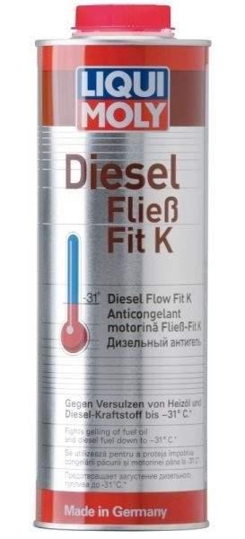 Присадка в дизельное топливо Liqui Moly 5180 Diesel Russ-Stop 0.15л - фото 6