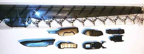 Щетка стеклоочистителя зимняя LYNXauto LW650 - изображение 2