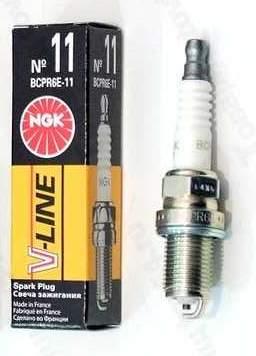 Свеча зажигания NGK BCPR6E-11 / 3132 - изображение