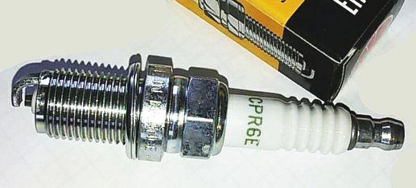 Свеча зажигания NGK BCPR6E-11 / 5282 - изображение 1