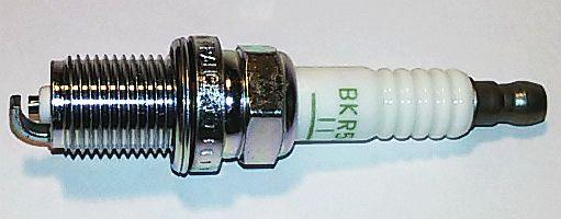 Свеча зажигания NGK BKR5E-11 / 91597 - изображение
