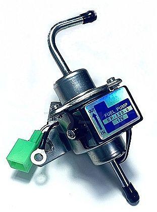 Бензонасос низкого давления 12V угловой  - изображение