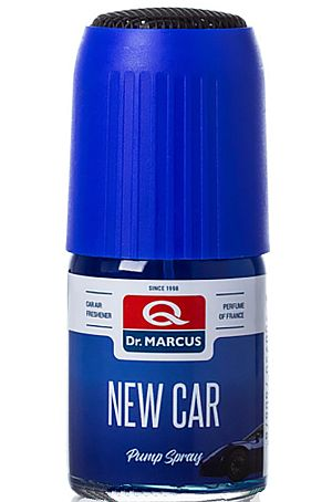 Ароматизатор-спрей Dr.Marcus New Car (50мл) - изображение
