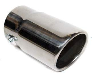 Насадка глушителя Николь S12 (d60xL125/145xD65/85мм эллипс) - изображение
