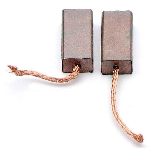 Щетки генератора 5х8х18мм ВАЗ 2101-2109, 2121 Нива уголек (комплект 2шт)  - изображение