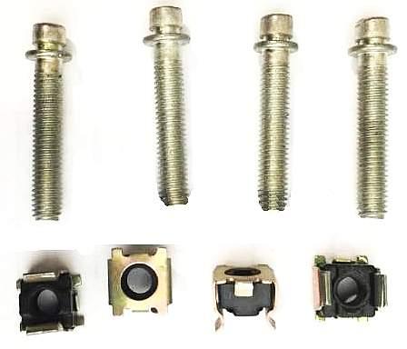 Комплект регулировочных винтов фар ВАЗ 2106 - изображение