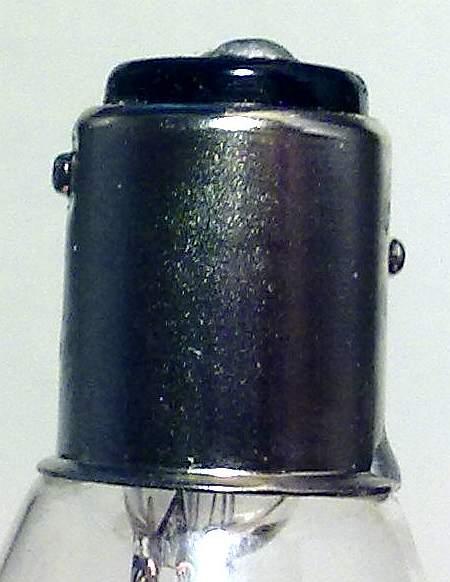 Лампа 12V 21+5W (P21/5W) 2 контакта ВАY15d беcцветная NORD YADA 901404 - изображение 4