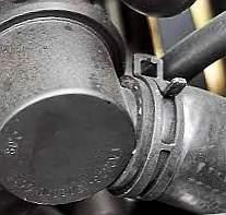 Хомут пружинный 22мм высокой нагрузки NORMA FBS22/12, ширина ленты 12мм - изображение 4