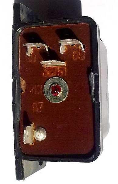 Реле 702 контроля заряда АКБ ВАЗ 2101 82.3777 (2101-3702600) - изображение 3