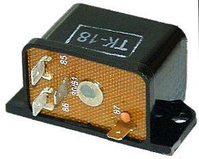 Реле 702 контроля заряда АКБ ВАЗ 2101 82.3777 (2101-3702600) - изображение