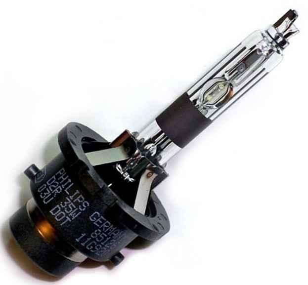 Лампа D2R ксенон PHILIPS 85126  85V-35W (P32d-3) - изображение