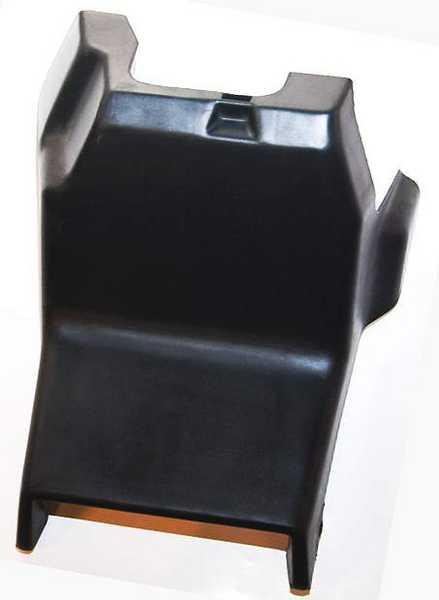 Консоль панели приборов ВАЗ 21083, ПЛАСТИК (21083-5326011) - изображение