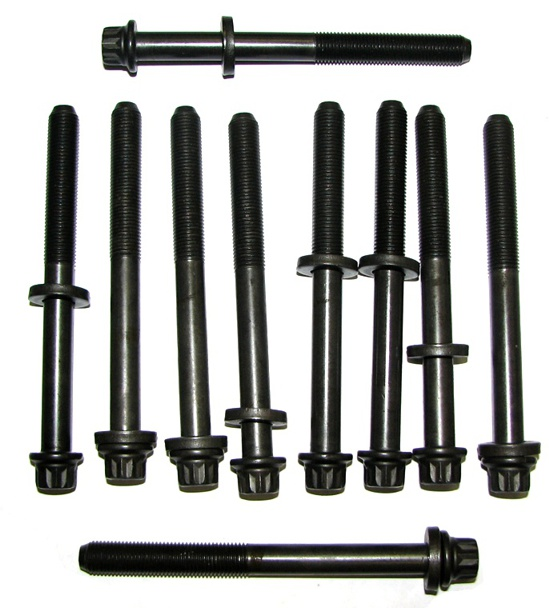 Комплект болтов головки цилидра REINZ 14-55048-01 - изображение