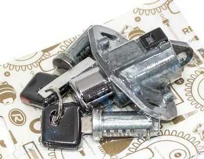 Замок багажника ВАЗ 1117, 1119 Калина с ключами и личинками Рекардо RD17314 - изображение