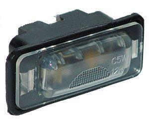Фонарь подсветки номера ВАЗ 2108 с прокладкой РЕКАРДО RF02885 (2108-3717010-11) - изображение