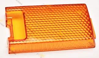 Рассеиватель поворотника заднего фонаря ВАЗ 21011 оранжевый Рекардо RF04557 (21011-3716070) - изображение