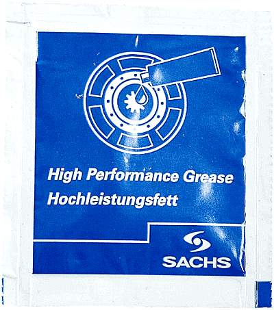 Комплект сцепления SACHS 3000 951 003 - изображение 4