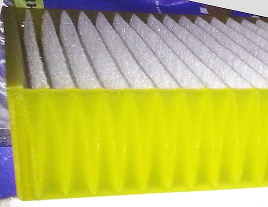 Фильтр отопителя (салона) ВАЗ 2123 Нива-Шевроле Салют-Фильтр ФЭС-297 (2123-8122010) - изображение 2