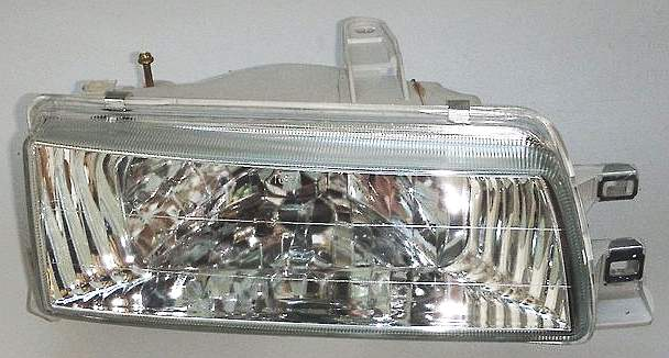 Фара TOYOTA COROLLA 87-92 хрусталь <b>SAT ST-212-1112CR</b> - изображение