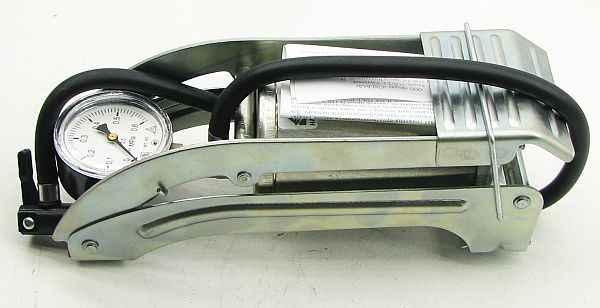 Насос автомобильный ножной усиленный СЭД-ВАД 340 (Ульяновск) - изображение