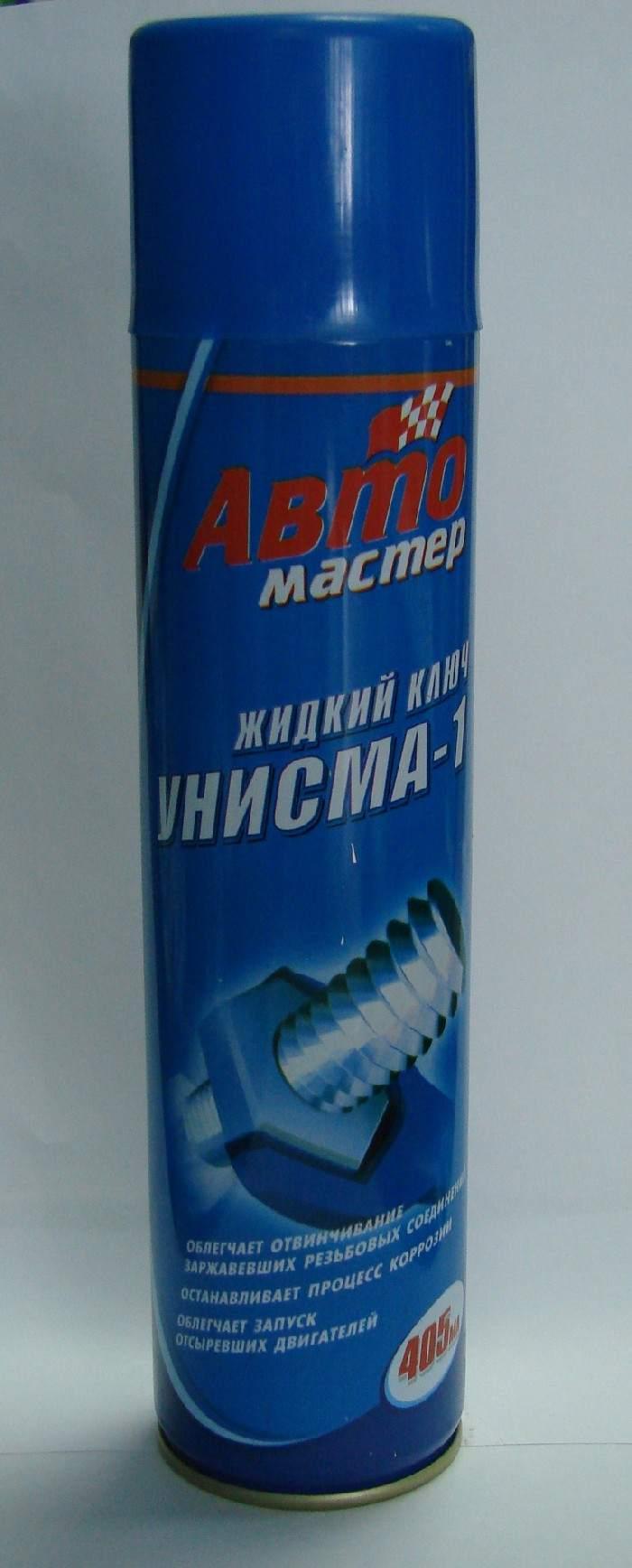 Смазка проникающая УНИСМА-1 (210мл), Сибиар - изображение