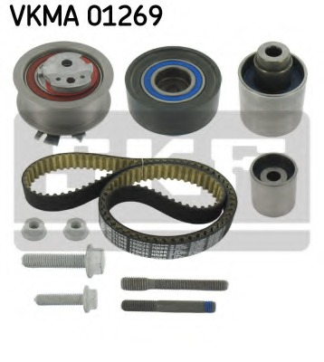 Комплект ремня ГРМ SKF VKMA 01269 - изображение 3