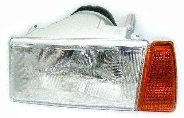 Блок-фара ВАЗ 2108, 2109, 21099 левая желт.указатель поворота Киржач 351.3711010 (2108-3711071) - изображение