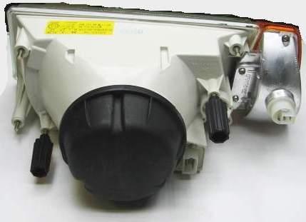 Блок-фара ВАЗ 2108, 2109, 21099 правая желт.указатель поворота Киржач 35.3711010 (2108-3711070) - изображение 1