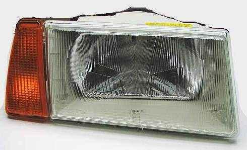 Блок-фара ВАЗ 2108, 2109, 21099 правая желт.указатель поворота Киржач 35.3711010 (2108-3711070) - изображение 2