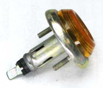 Повторитель поворота ВАЗ 2101, ГАЗ 2410 желтый УП140-3726000, 24-3726170 - изображение 1