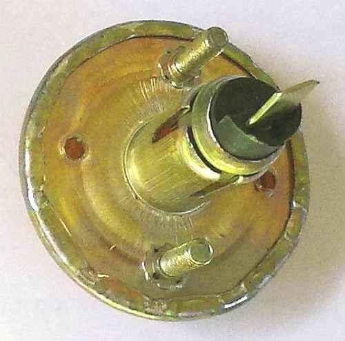 Повторитель поворота ВАЗ 2101, ГАЗ 2410 желтый УП140-3726000, 24-3726170 - изображение 2