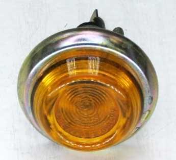 Повторитель поворота ВАЗ 2101, ГАЗ 2410 желтый УП140-3726000, 24-3726170 - изображение