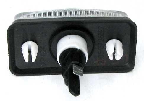 Повторитель поворота ВАЗ 2105 белый ( 2105-3726010) - изображение 1