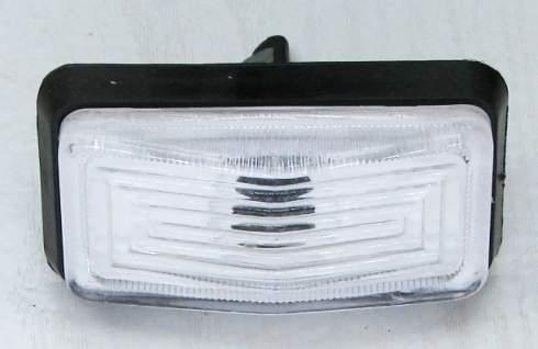 Повторитель поворота ВАЗ 2105 белый ( 2105-3726010) - изображение