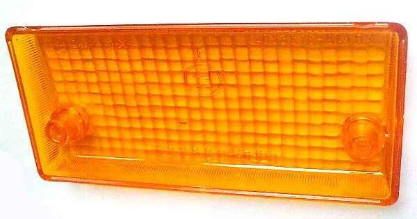 Стекло подфарника ВАЗ-2101 желтое УП-148 (2101-3712070) - изображение 1