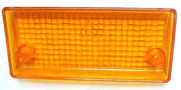 Стекло подфарника ВАЗ-2101 желтое УП-148 (2101-3712070) - изображение 2