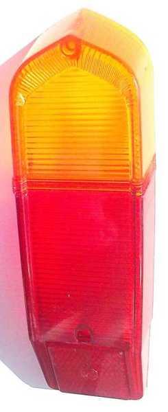 Стекло заднего фонаря (рассеиватель) ВАЗ 2102 1шт правое=левое (2102-3716170) - изображение 1