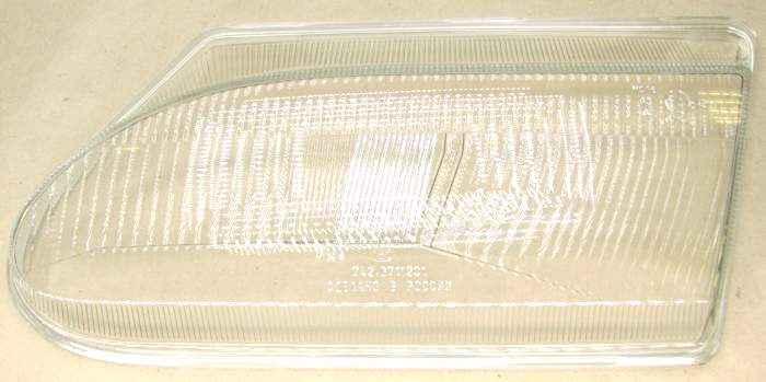 Стекло фары ВАЗ 2114 левое (аналог Киржач) Астера 1889-742 (2115-3711071) - изображение