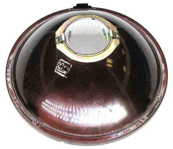 Фара ВАЗ 2101 ФГ №140 под лампу стар.образца, без отсекателя, без габарита (2101-3711510-00) - изображение 1