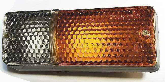 Подфарник ВАЗ-2103, 2106, 2121 Нива комплект левый + правый (2103-3712011) - изображение
