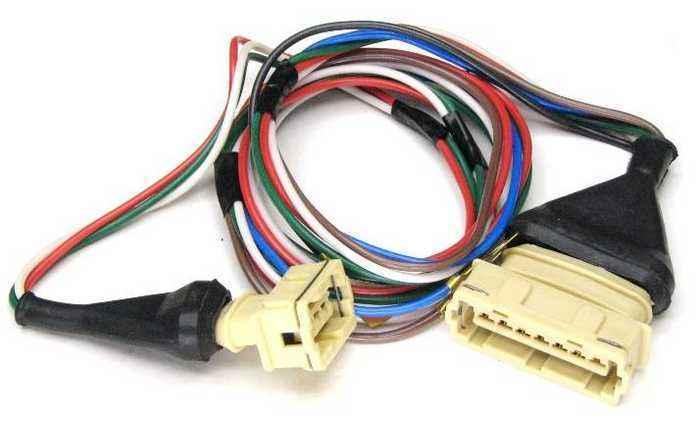 Жгут проводов коммутатора ВАЗ 2107 (2105-3724026) - изображение
