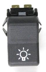 Клавиша - выключатель задних противотуманных фонарей ВАЗ 2105, ГАЗ (П147-10.24 А) - изображение 1