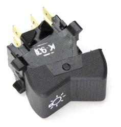 Клавиша - выключатель задних противотуманных фонарей ВАЗ 2105, ГАЗ (П147-10.24 А) - изображение 2