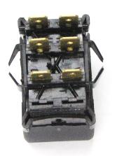 Клавиша - выключатель задних противотуманных фонарей ВАЗ 2105, ГАЗ (П147-10.24 А) - изображение 3