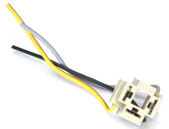 Разъем лампы H4 фары ВАЗ 2101 CARGEN AX-338 - изображение