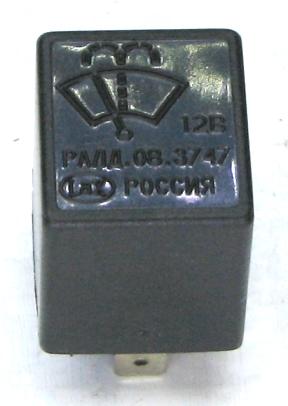 Реле стеклоочистителя ВАЗ 2108-2115 нов.образца АСТРО 41.3777 (аналог 723.3777) - изображение 2