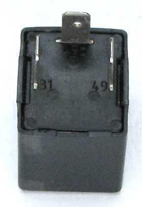 Реле указателей поворота 2108 (2108-3747010) - изображение
