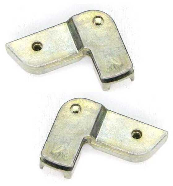 Уголок тяги передней дверной ручки ВАЗ 2109 (комплект лев.+прав.) ДААЗ (2109-6105236/37) - изображение 1