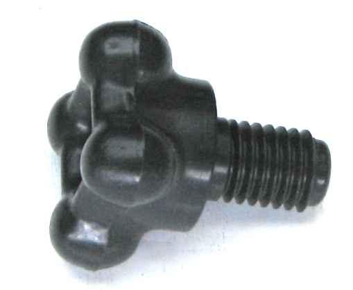 Пробка радиатора сливная ВАЗ 2108 d10 барашек (2108-1305027)  - изображение