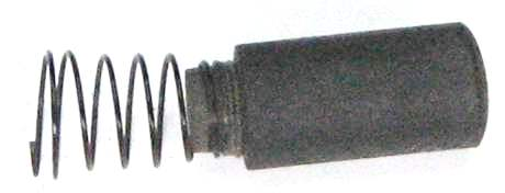Уголек крышки трамблера ВАЗ 2101 (2101-3706510) - изображение